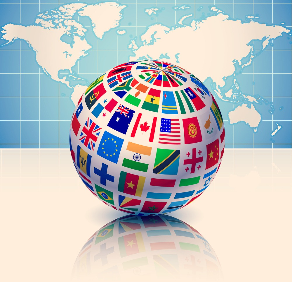 bigstock-Flags-Globe-with-World-Map-Ori-14389361-3