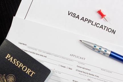 bigstock-Visa-Application-313415241