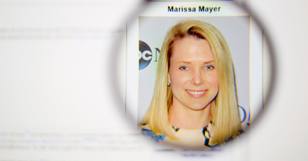 marissa mayer facebook