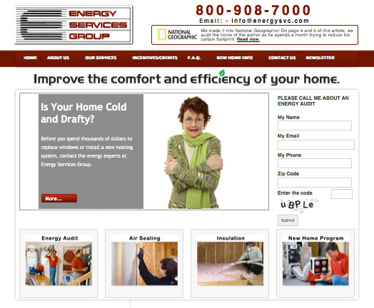 energy services